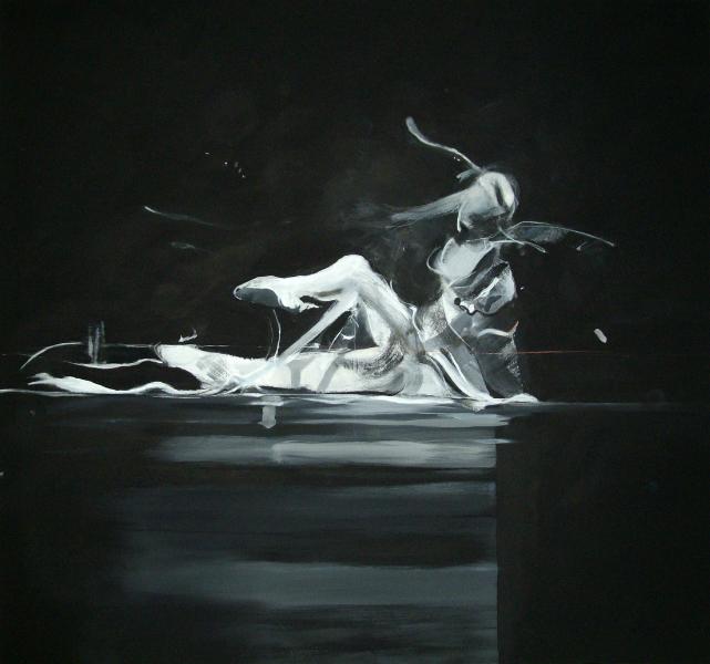 Mikołaj Obrycki 2011-alice1_-mixedmediacanvas140x150cm