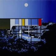 Hans Broek, Moon Over Modernism