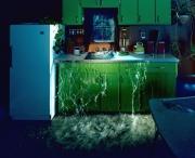 Jason & Carlos Sanchez, Overflowing Sink II