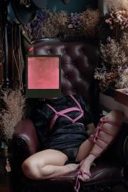 Albert Poshi, Phodeath - Nude Portrait #3