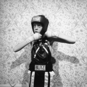 Simon Roberts, Untitled, Boxing Boys series
