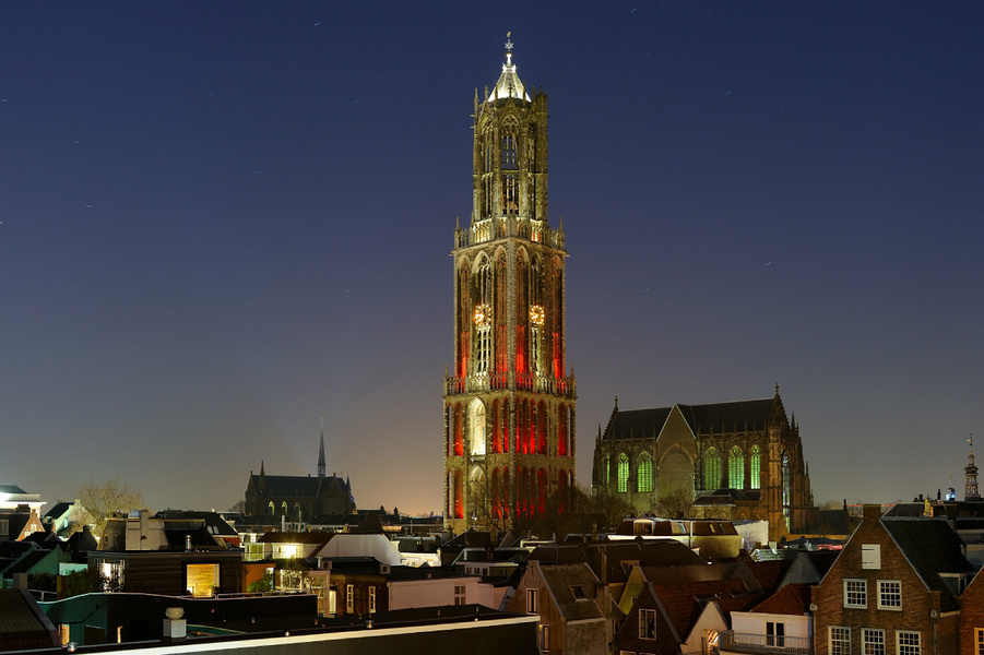The dom of Utrecht
