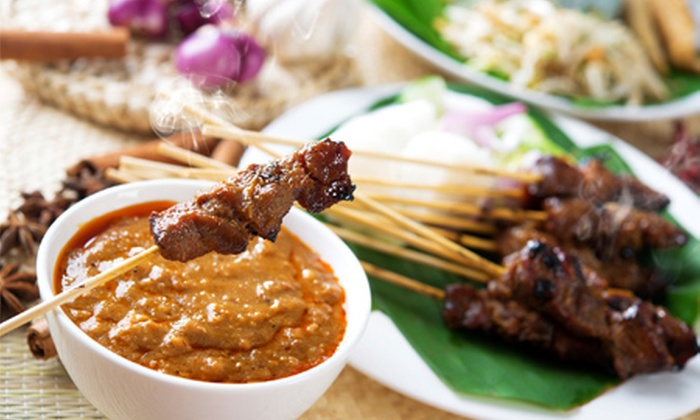 Indonesian Sate