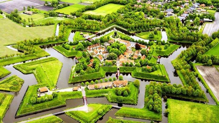 Bourtange Village, Groningen