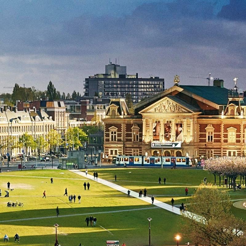 Lars van den Broek - Het Concertgebouw, Amsterdam