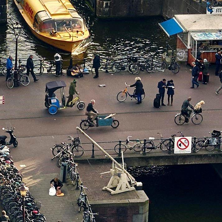 Lars van den Broek - Amsterdam- Haarlemerdijk