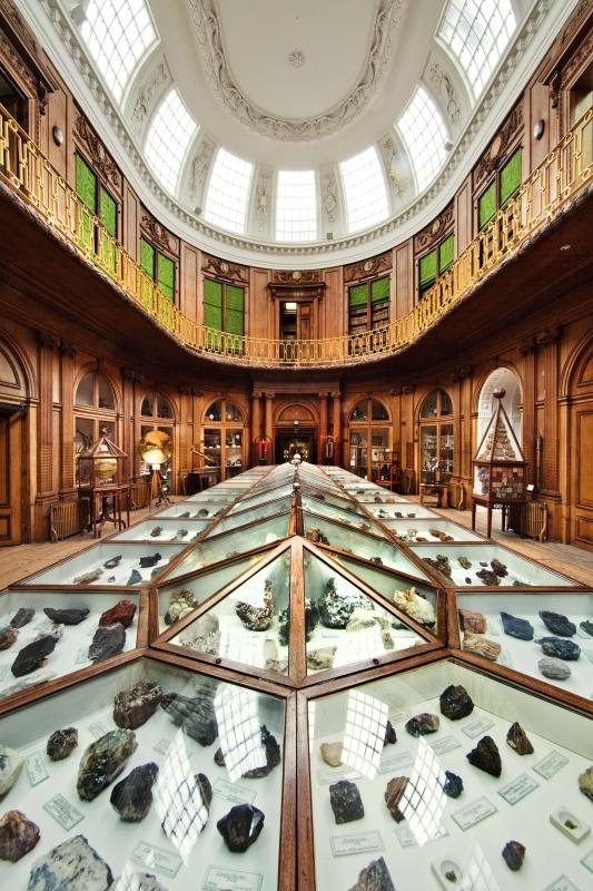 Teylers Museum - Interior