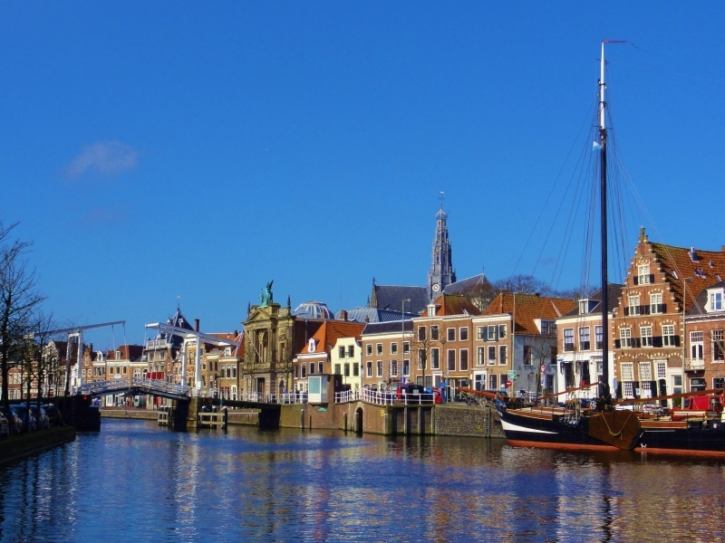 The river Spaarne