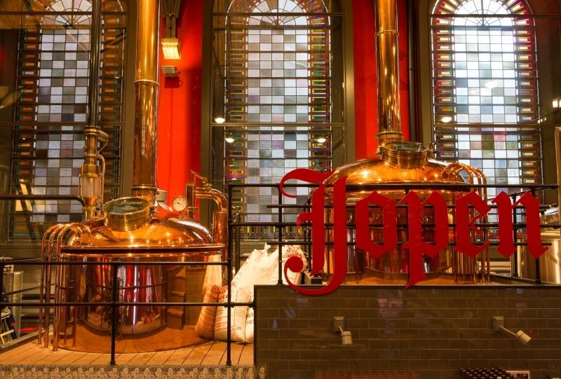 Jopenkerk Brewery