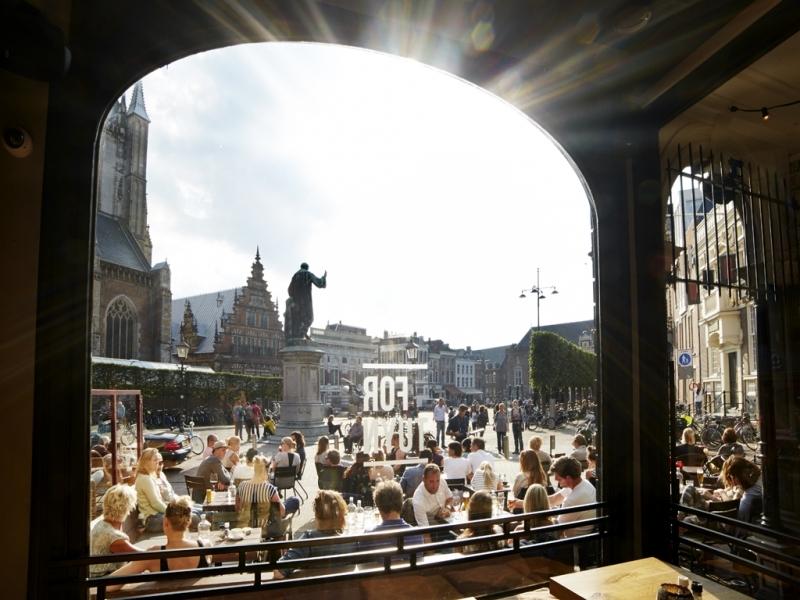 Terrace - Grote Markt