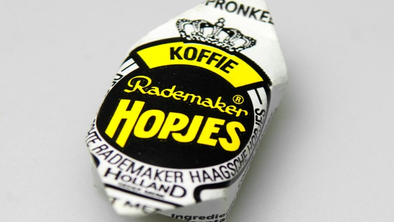 The famous candy from The Hague